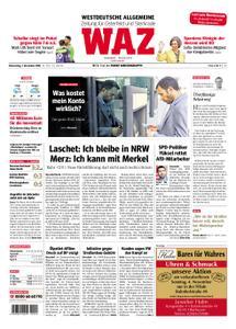 WAZ Westdeutsche Allgemeine Zeitung Oberhausen-Sterkrade - 01. November 2018