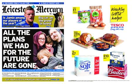 Leicester Mercury – April 25, 2019