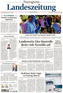 Thüringische Landeszeitung – 13. September 2019