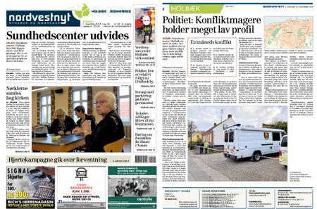 Nordvestnyt Holbæk Odsherred – 01. november 2018