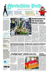 Oberhessische Presse Marburg/Ostkreis - 31. Juli 2019