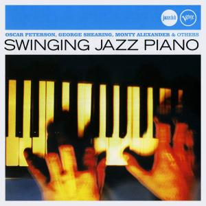 Oscar Peterson, George Shearing, Monty Alexander & others - Swinging Jazz Piano [Recorded 1965-1978] (2006)