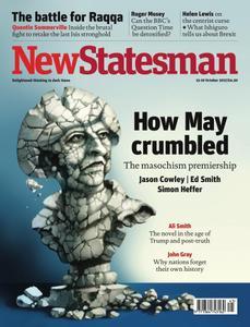 New Statesman - 13 - 19 October 2017