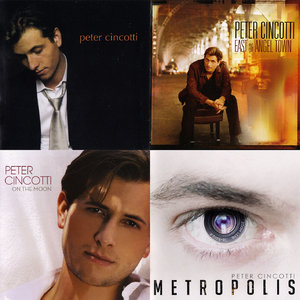 Peter Cincotti - Studio Albums Collection 2003-2012 (4CD) [Re-Up]