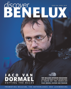 Discover Benelux & France - April 2016