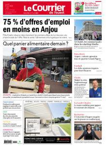 Le Courrier de l'Ouest Angers – 04 mai 2020