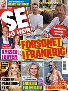 SE og HØR – 19. august 2020