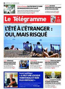 Le Télégramme Guingamp – 26 mai 2020