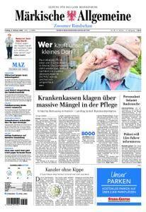 Märkische Allgemeine Zossener Rundschau - 02. Februar 2018