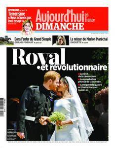 Aujourd'hui en France – 20 mai 2018