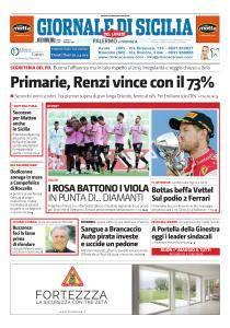 Giornale di Sicilia - 1 Maggio 2017