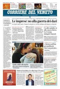 Corriere del Veneto Vicenza e Bassano - 16 Marzo 2018