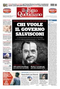 Il Fatto Quotidiano - 25 novembre 2018