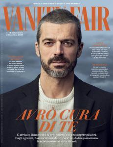 Vanity Fair Italia – 01 dicembre 2020