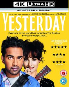 Yesterday (2019) [4K, Ultra HD]