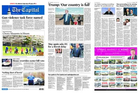 The Capital – April 06, 2019