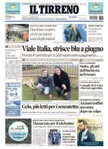 Il Tirreno Livorno - 23 Febbraio 2018