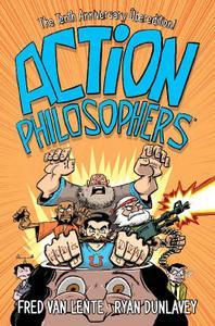 Dark Horse-Action Philosophers 2014 Retail Comic eBook
