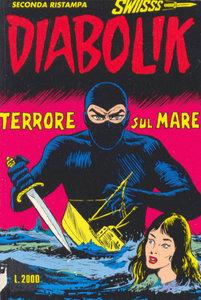 Diabolik N.7 - Terrore sul mare (repost)