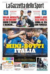 La Gazzetta dello Sport Roma – 12 giugno 2019