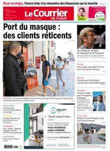 Le Courrier de l'Ouest Cholet – 21 juillet 2020