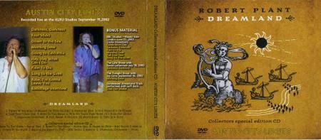Robert Plant - Dreamland & Austin City Limits (2002)