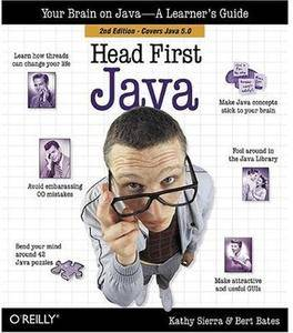 Head First Java (2nd edition) [Repost]