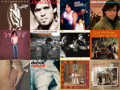 John Mellencamp - The Definitive Remasters Collection (13 Albums, 1978-1999) Combined RE-UP
