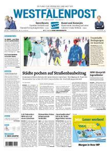 Westfalenpost Wetter - 01. Februar 2019