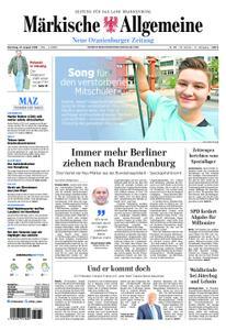 Neue Oranienburger Zeitung - 27. August 2019