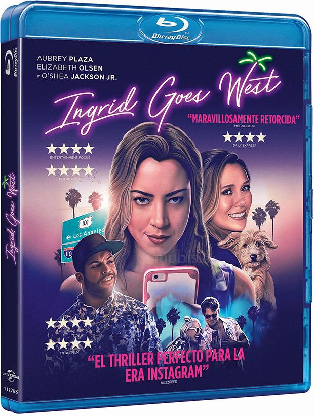 Ingrid Va A Ovest / Ingrid Goes West (2017)