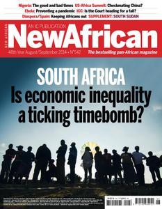 New African - AugustSeptember 2014
