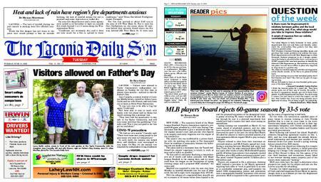 The Laconia Daily Sun – June 23, 2020