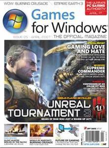 Games For Windows Magazine April 2007
