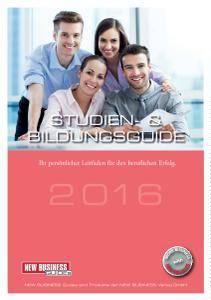 Bildungs-Guide - 1 September 2016
