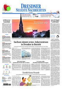 Dresdner Neueste Nachrichten - 21. September 2018
