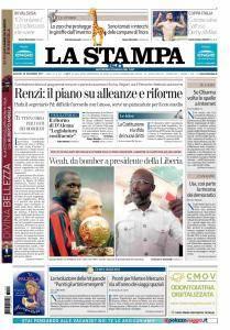 La Stampa Imperia e Sanremo - 28 Dicembre 2017