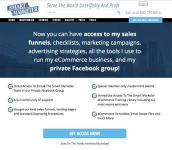 Ezra Firestone – Smart Marketer Community