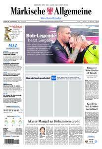 Märkische Allgemeine Westhavelländer - 26. Februar 2018