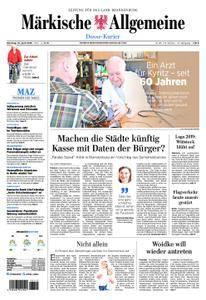 Märkische Allgemeine Dosse Kurier - 10. April 2018