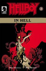 Hellboy in Hell 002 2013 digital