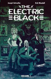 Scout Comics-The Electric Black Vol 01 2021 Hybrid Comic eBook