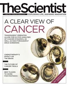 The Scientist - April 2013