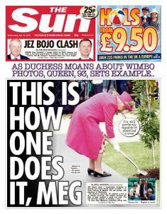 The Sun UK - 10 July 2019