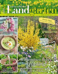 Mein schöner Landgarten - Februar-März 2021