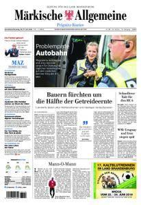 Märkische Allgemeine Prignitz Kurier - 16. Juni 2018
