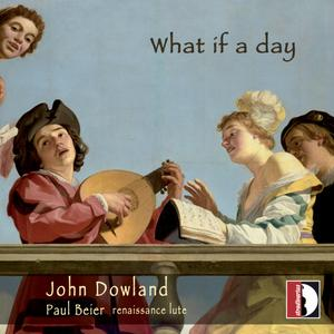 Paul Beier - What if a Day (2019) [Official Digital Download 24/96]