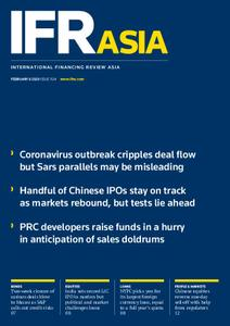 IFR Asia – February 08, 2020
