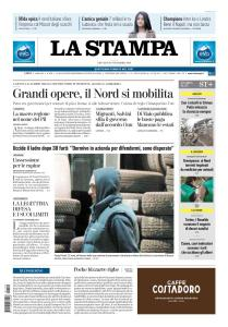 La Stampa Torino Provincia e Canavese - 29 Novembre 2018