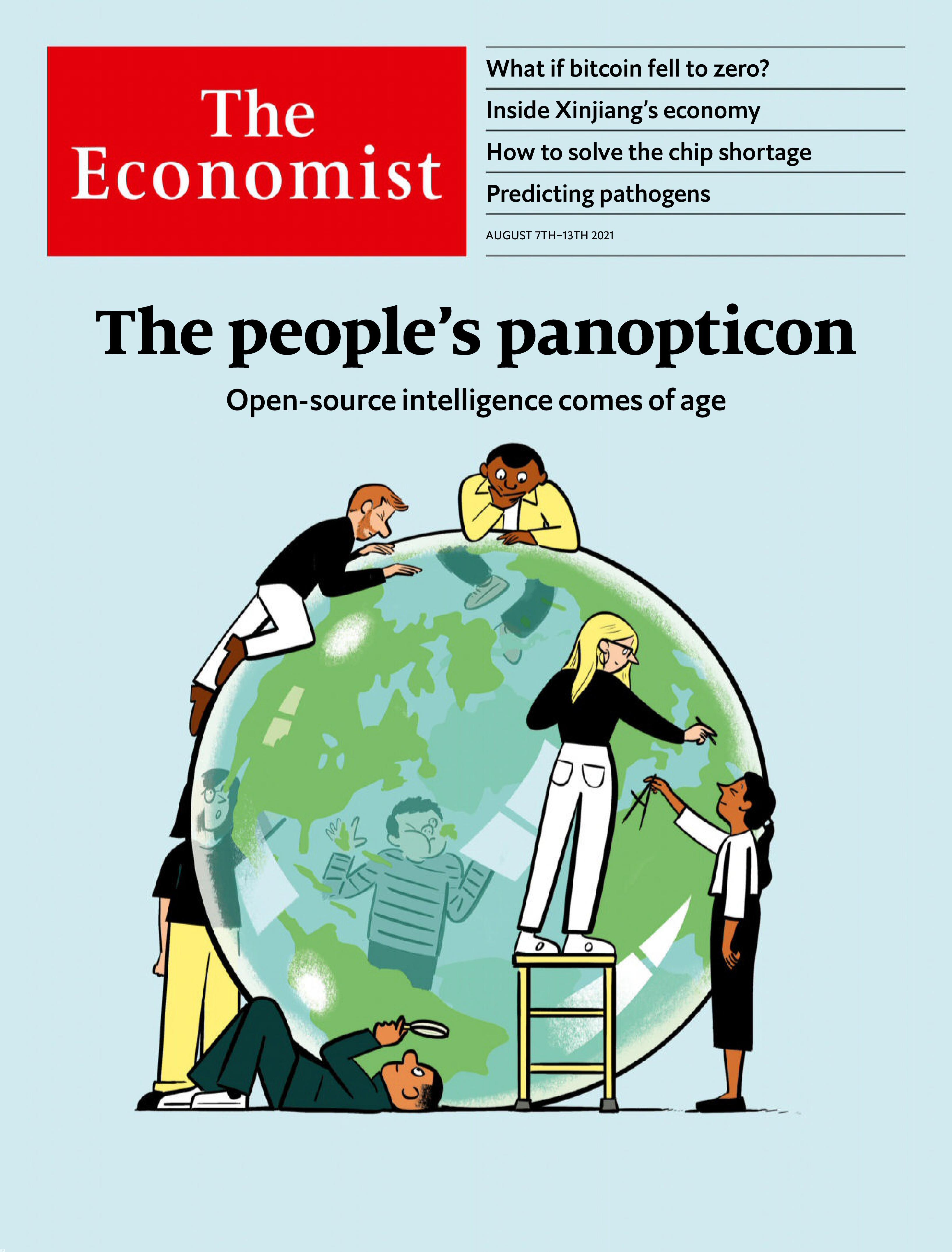 The Economist USA - August 07, 2021